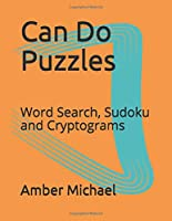 Can Do Puzzles: Word Search, Sudoku and Cryptograms (Series 7)