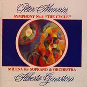 Mennin/Ginastera: Sym No.4