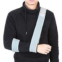 Arm Sling Shoulder Immobilizer, Adjustable Shoulder Dislocation Sling Orthopedic Fracture Support Strap