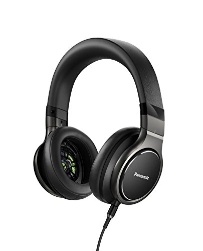 Panasonic 密閉型ヘッドホン ハイレゾ音源対応 ブラック RP-HD10-K