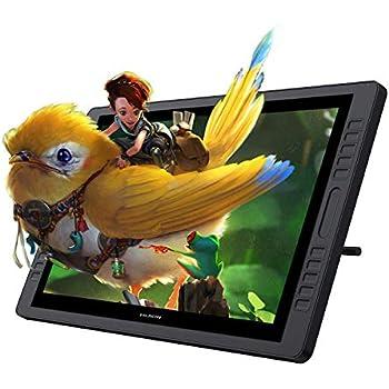 HUION GT-221Pro 液晶タブレット 21.5インチ 8192筆圧感度 1920x1080解像度 フルHD 液晶ペンタブレット PE330ペン 付き ブラック