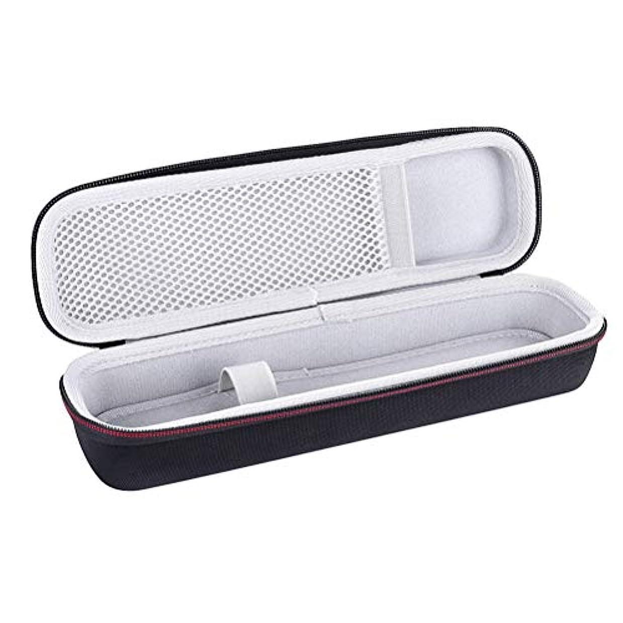 中国底ストレスHealifty 電動歯ブラシケースポータブル圧縮抵抗保護歯ブラシ収納ケース屋外旅行用