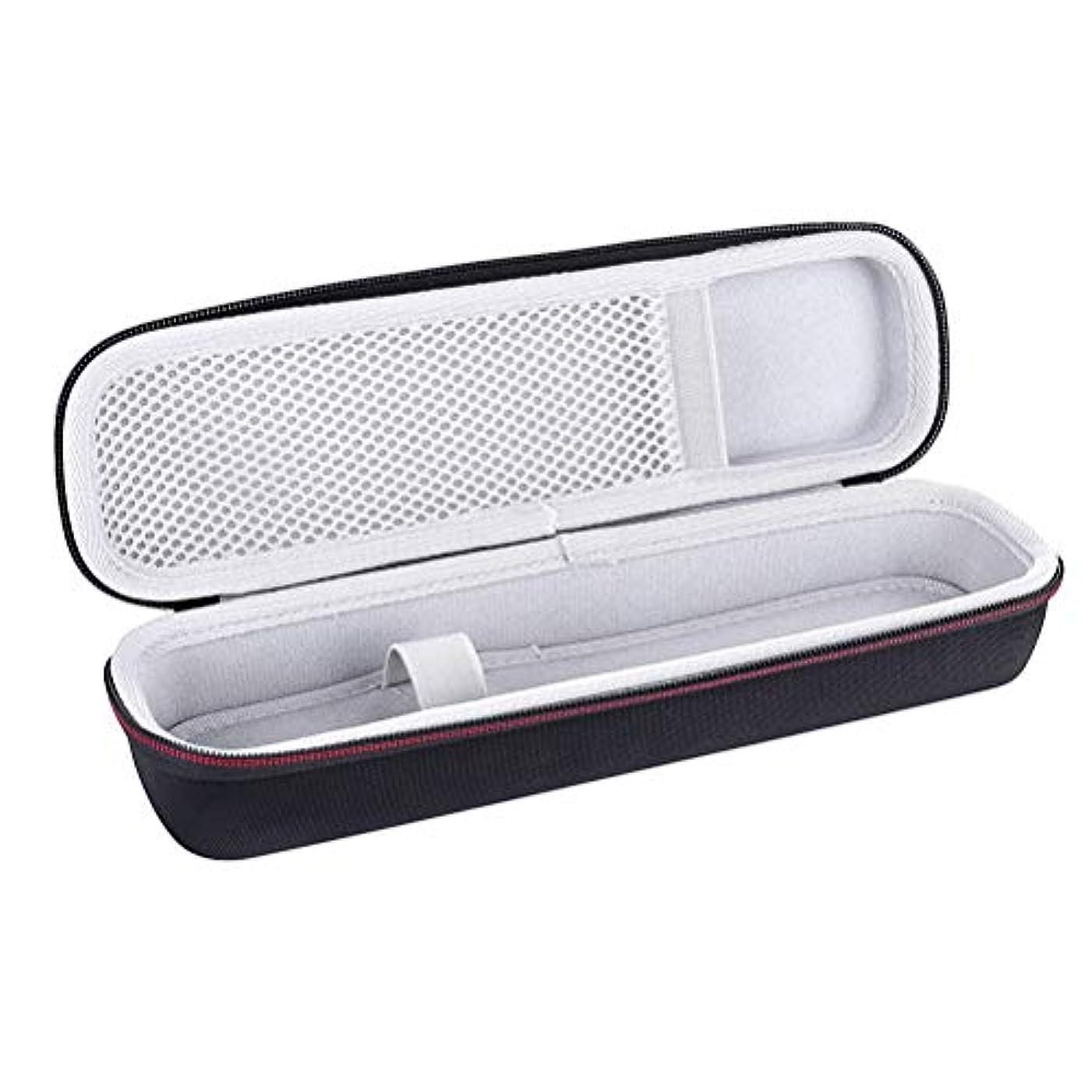 葬儀外国人排他的Healifty 電動歯ブラシケースポータブル圧縮抵抗保護歯ブラシ収納ケース屋外旅行用