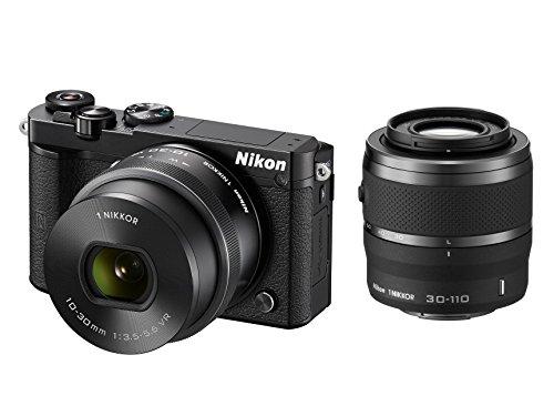 ニコン Nikon 1 J5 ダブルズームレンズキット ブラック