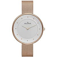 Skagen Women's Gitte Stainless Steel Mesh Watch