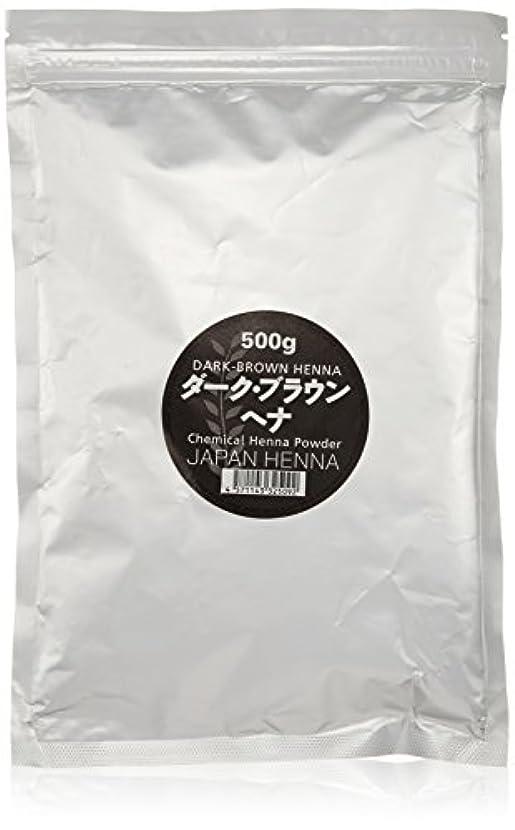 作り自転車フォルダジャパンヘナ ダークブラウン 500g
