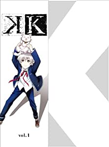 K vol.1 [DVD]