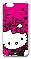 サンリオ スマートフォン カバー 【 ハローキティ KT1031 】 iPhone7 7Plus / iPhone6s 6sPlus 6 6Plus 5s 5 4s 4 / Xperia GALAXY 各 機種対応 (iPhone6)