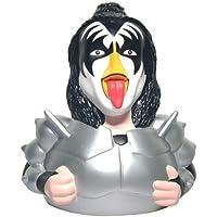 CelebriDucks KISS 'The Demon' RUBBER DUCK Gene Simmons Bath Toy [並行輸入品]