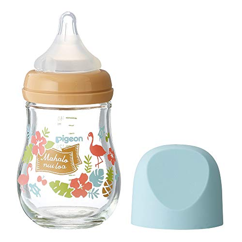 Pigeon Baby bottle to reliably support the breasts 160ml ...