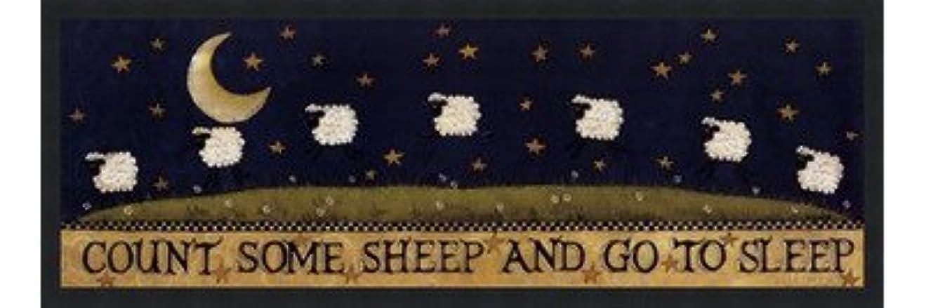 飼料口頭趣味Go to Sleep by Lisa Hilliker – 30 x 10インチ – アートプリントポスター LE_614056-F101-30x10