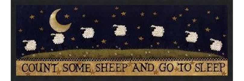運ぶ地雷原女の子Go to Sleep by Lisa Hilliker – 30 x 10インチ – アートプリントポスター LE_614056-F101-30x10