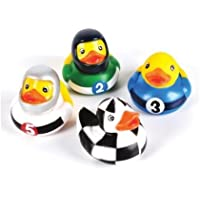 Rhode Island Novelty 2 Racing Rubber Duck (12 Piece) by Rhode Island Novelty [並行輸入品]