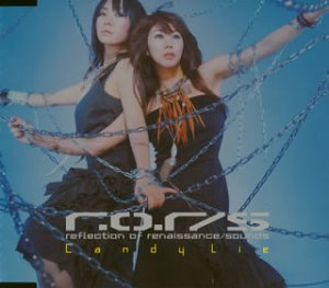 r.o.r/s(reflection of renaissance/sounds)『Candy Lie』