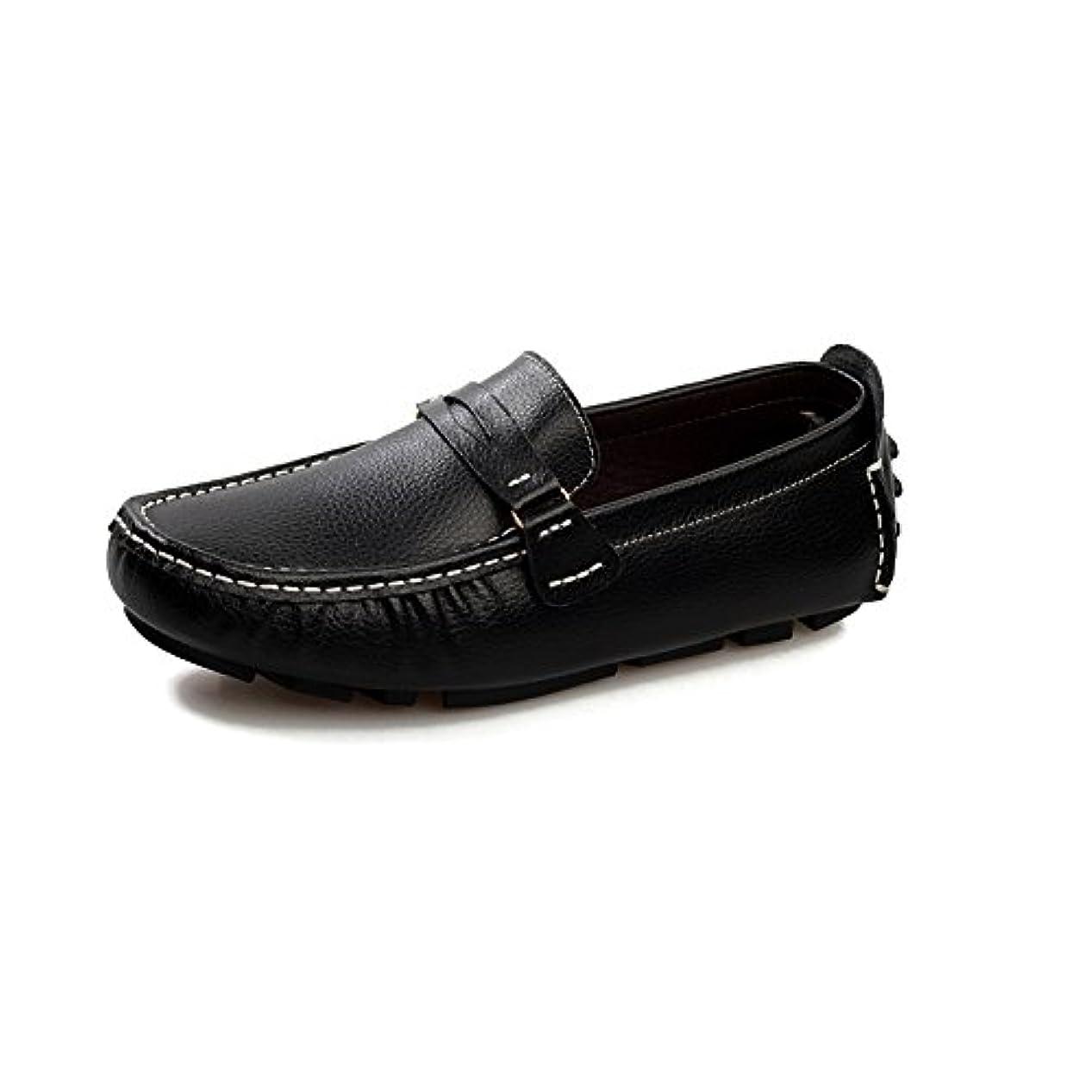 イースター杖アクセル天豊 メンズ ビジネス靴ローファーセットの足スリッポン カジュアルシューズ ドライビングシューズ革の靴大きいサイズ24.5-28.5CM 軽量