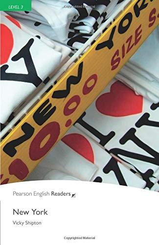 Penguin Readers: Level 3 NEW YORK (Penguin Readers, Level 3)の詳細を見る