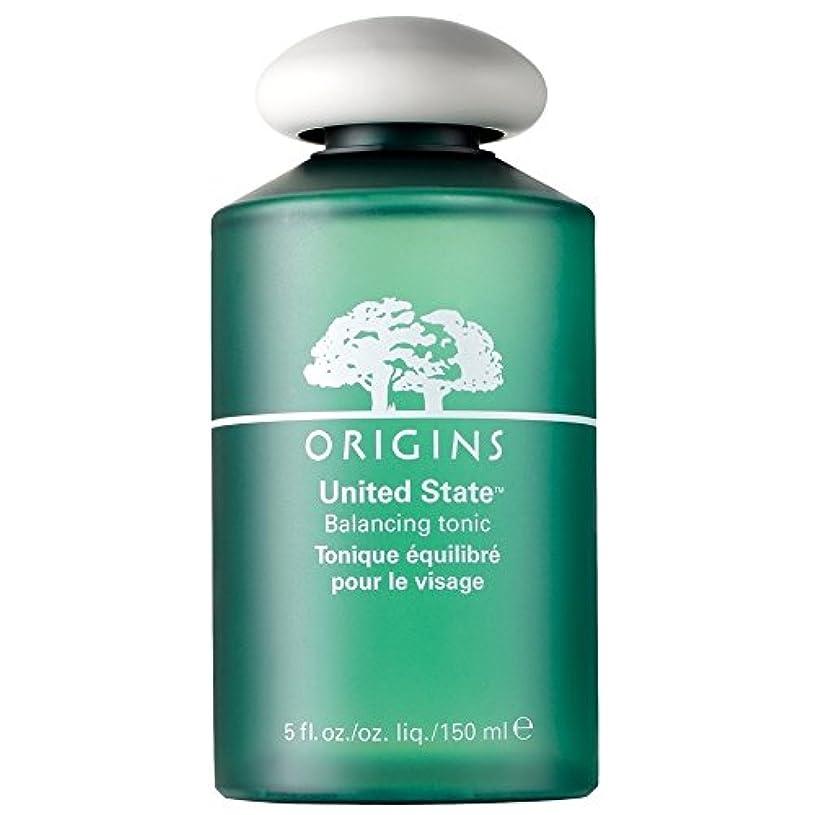 起源統一状態?バランシングトニック、150ミリリットル (Origins) (x2) - Origins United State? Balancing Tonic, 150ml (Pack of 2) [並行輸入品]
