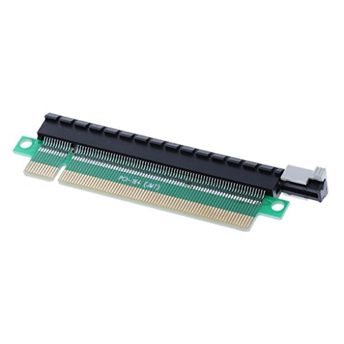ケニア同志ポルトガル語Baosity PCIE拡張カード ライザー PCI-E x16 オス→PCI エクスプレス 16x メス ライザー カード 拡張アダプター