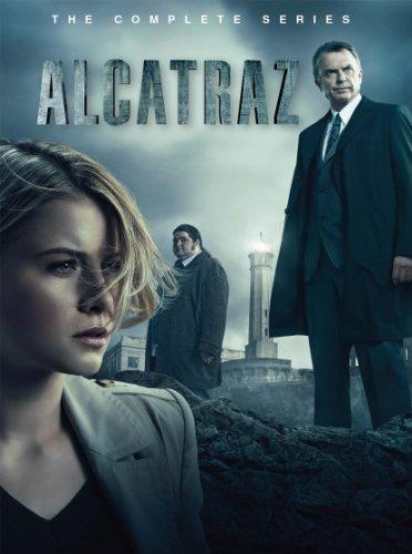 ALCATRAZ / アルカトラズ コンプリート・ボックス (6枚組) [DVD]の詳細を見る