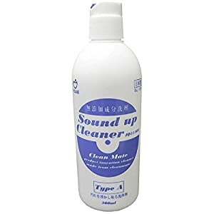 アイコール サウンドアップクリーナー液 洗浄用 タイプA 300ml 1本