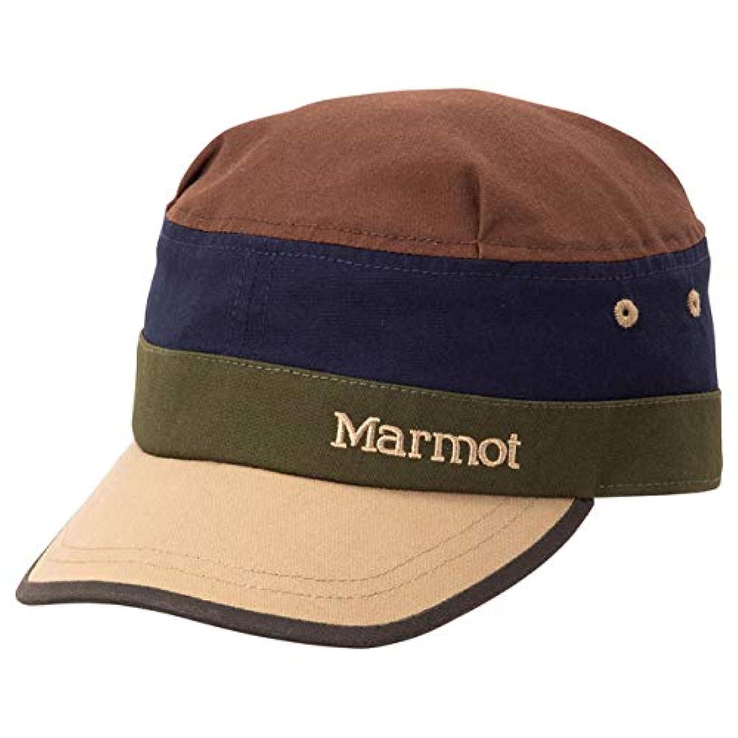 含む検査官恥ずかしいマーモット(Marmot) Light Beacon Work Cap TOANJC35 ML マルチ ONE