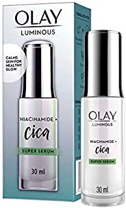 Olay Luminous Niacinamide+ Cica Super Serum, 30 ml