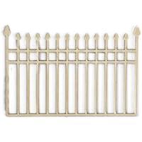 Wood Flourishes-Iron Fence (並行輸入品)