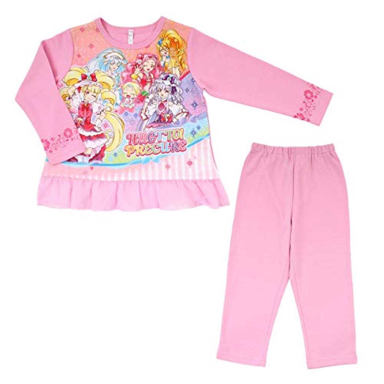 HUGっとプリキュア 光るパジャマ 長袖 上下セット[2434924]