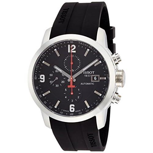 [ティソ]TISSOT 腕時計 PRC200 Autochrono(ピーアールシー200 オートクロノ) T0554271705700 メンズ 【正規輸入品】