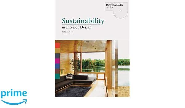 Amazon   Sustainability In Interior Design (Portfolio Skills: Interior  Design)   Sian Moxon   Interior Design