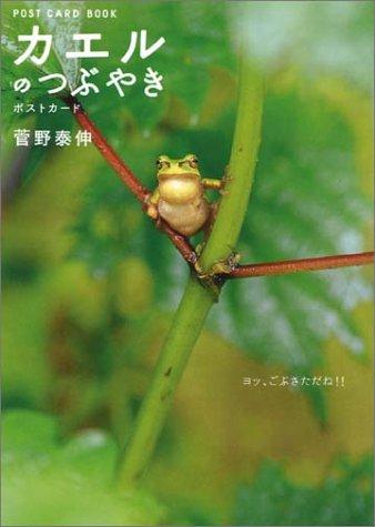カエルのつぶやき―ポストカード (新風舎文庫―Post card book)の詳細を見る
