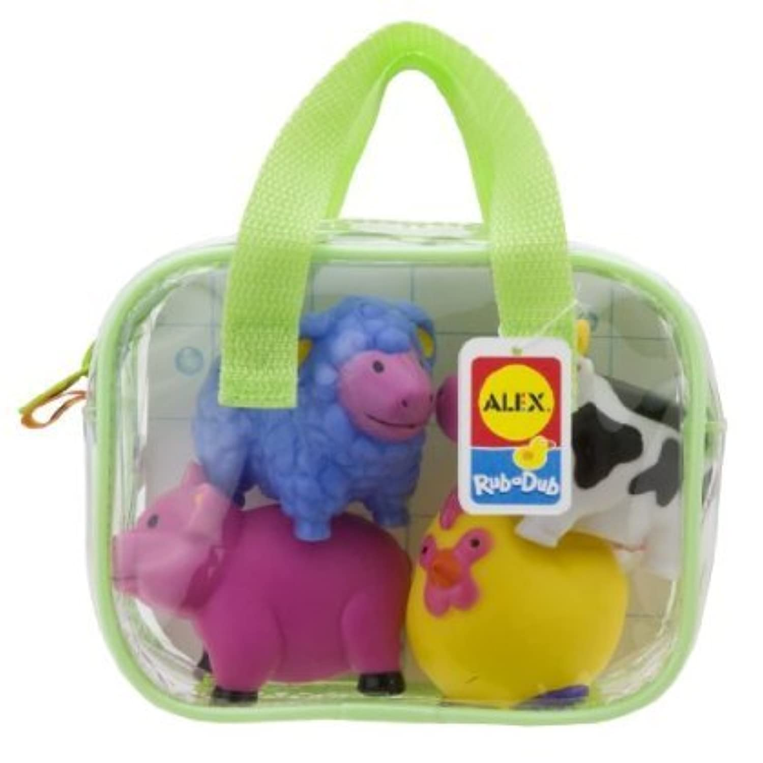 ALEX? Toys - Bathtime Fun Bath Squirters - Farm 700FNT おもちゃ [並行輸入品]