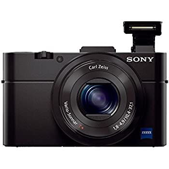 ソニー SONY デジタルカメラ DSC-RX100M2 1.0型センサー F1.8レンズ搭載 ブラック Cyber-shot DSC-RX100M2