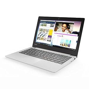 Lenovo ノートパソコン ideapad 120S 11.6型/Pentium搭載/4GBメモリー/128GB SSD/Officeなし/ブリザードホワイト 81A400DGJP