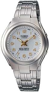 [カシオ]CASIO 腕時計 LINEAGE リニエージ ソーラー電波時計 LIW-011DJ-7AJF レディース