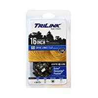 """TriLink Sawチェーンcl85060tl 16""""チェーンソーchisel-chain lc60"""