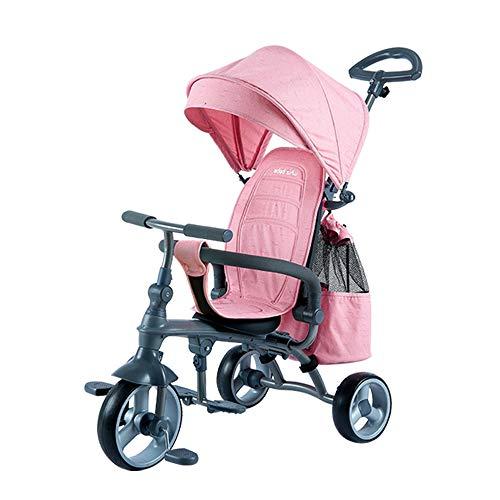 (Newox) 三輪車 折りたたみ 子供用 乗用玩具 ハンド...
