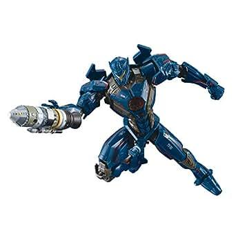 HG パシフィック・リム ジプシー・アべンジャー (最終決戦仕様) 色分け済みプラモデル