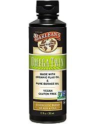 Barlean's, Omega Twin, Complete 3-6-9 Nutrition, 12 fl oz (350 ml)