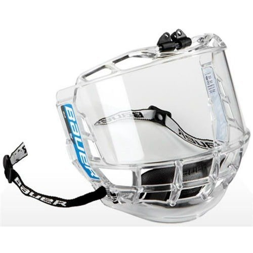 Bauer Concept III Full Face Shield [SENIOR] [並行輸入品]