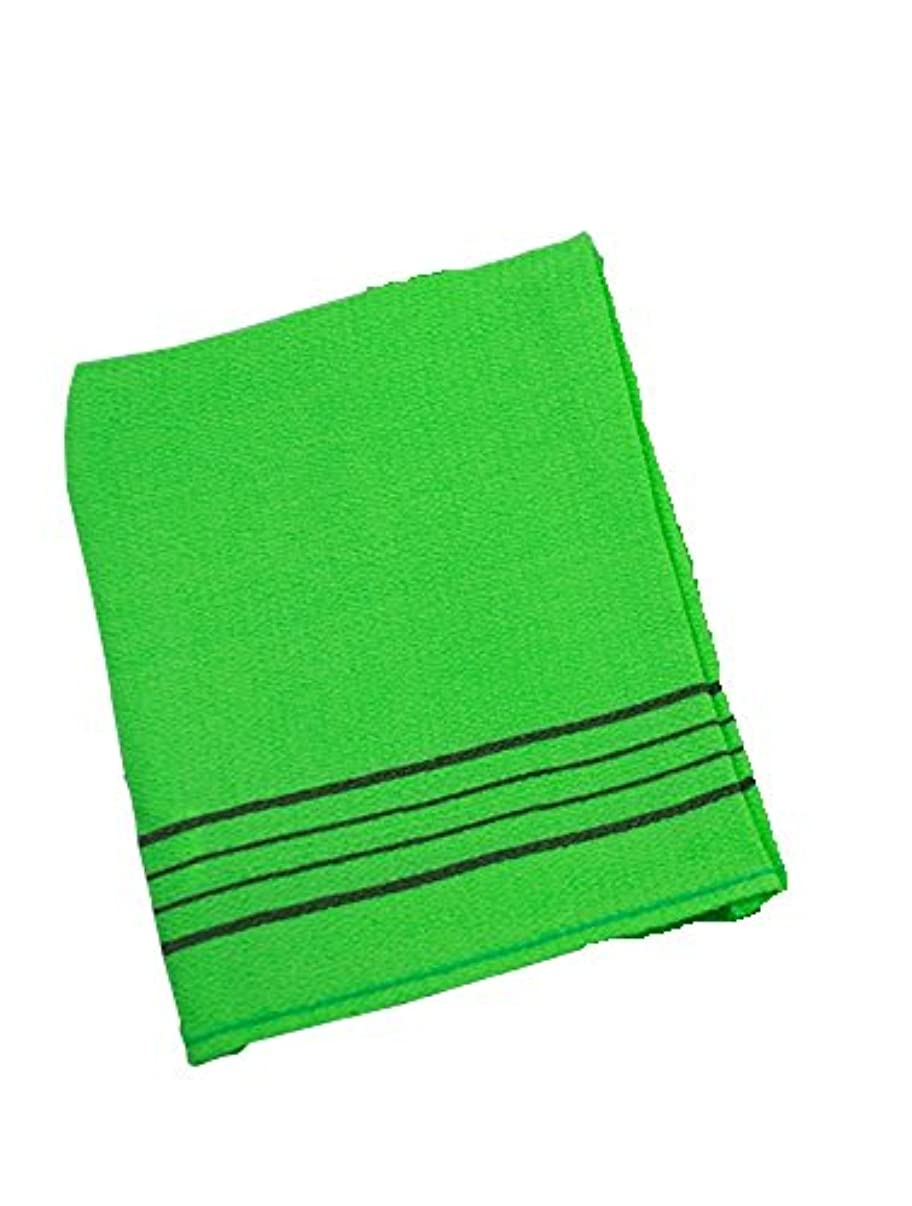 シンジケート用心するリーズ韓国発 韓国式あかすり 袋タイプ(KA-1)