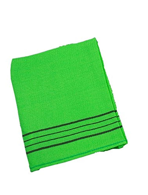 すべきキー個人韓国発 韓国式あかすり 袋タイプ(KA-1)