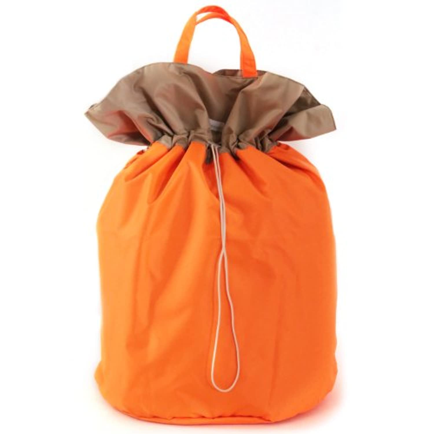 7A.M. ENFANT HAMPER BAG Neon Orange