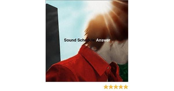 Amazon | アンサー | Sound Sche...