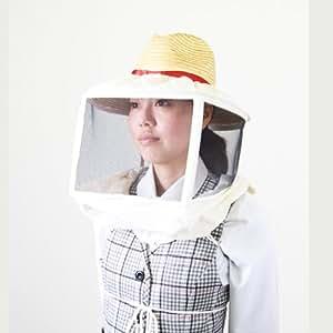 四方金網面布(帽子無し)