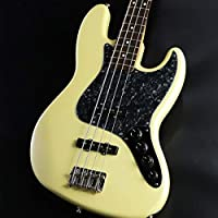 Fender Mexico/Deluxe Active Jazz Bass Vintage White