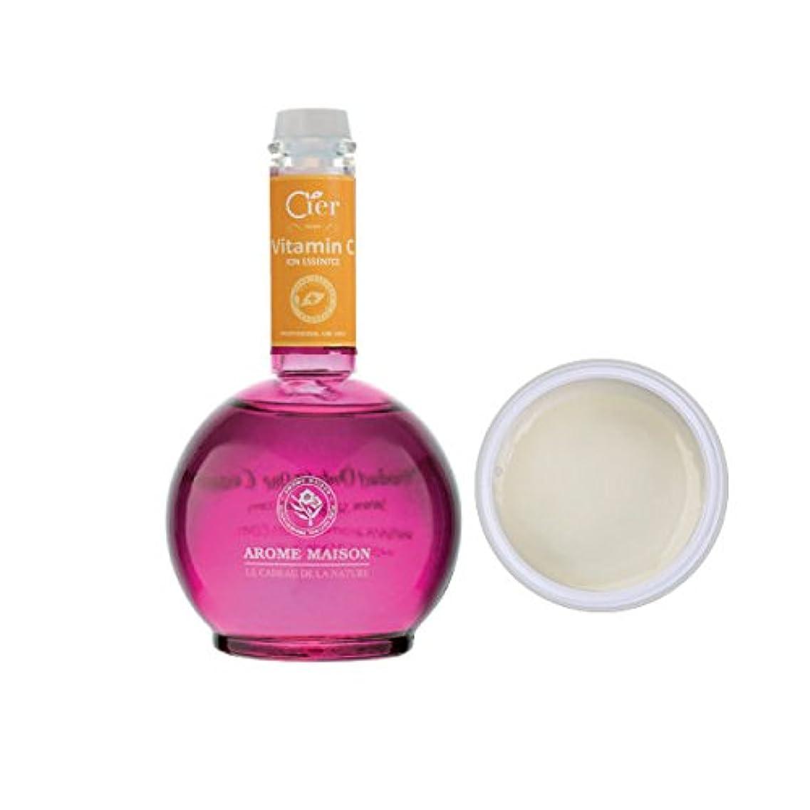 < シエル > ビタミンC5 高濃度美容液 100ml [ 美容液 エッセンス モイスチャーエッセンス モイスチャー美容液 保湿美容液 イオン導入美容液 業務用 ]