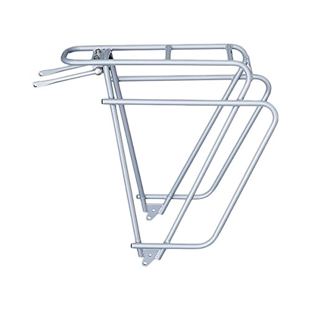アソシエイト過度の噴水TUBUS Logo - Porte-bagages 26/''28'' Modèle argent 2015