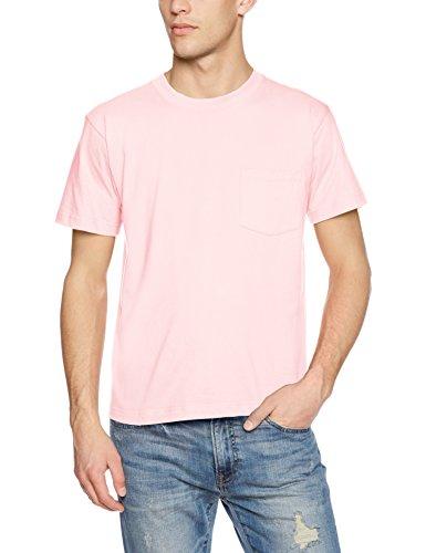 (ヘインズ) Hanes Tシャツ ビーフィー BEEFYクルーネックポケット付