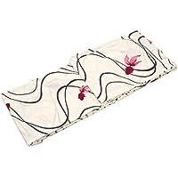 レディース浴衣 bonheur saisons ボヌールセゾン 白 アイボリー 金魚 流水紋 綿 洗える 夏祭り 花火大会 女性用 仕立て上がり Sサイズ フリーサイズ